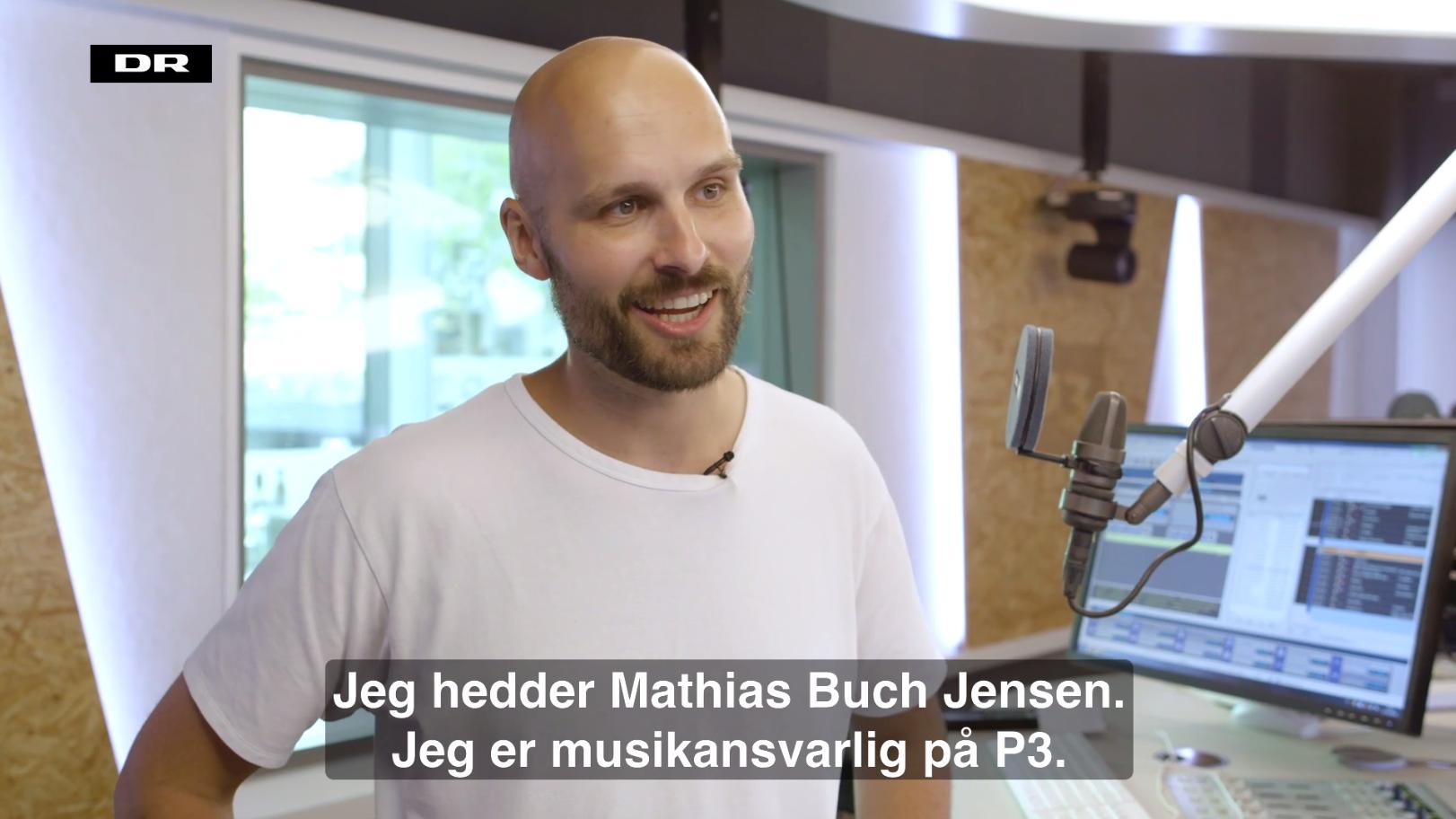 Mathias Buch Jensen - musikansvarlig