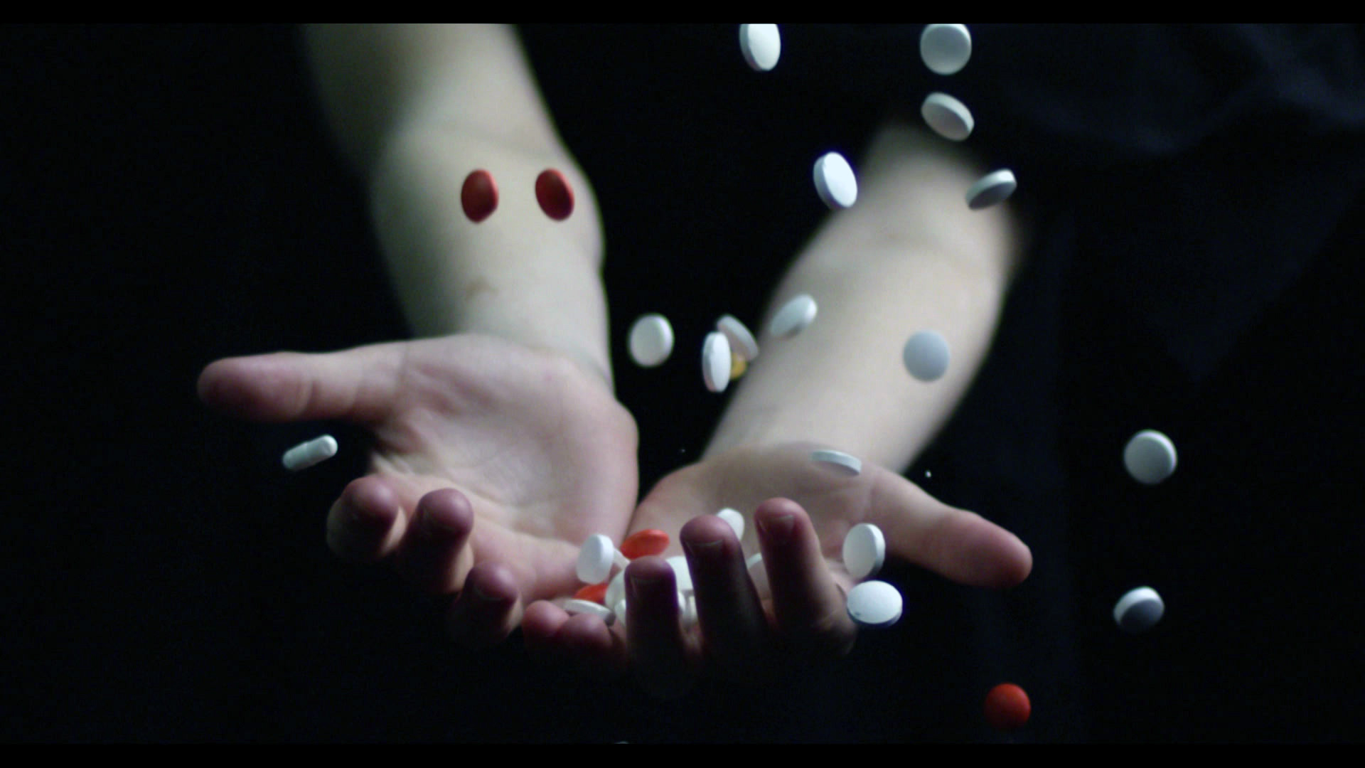 Piller i hænder