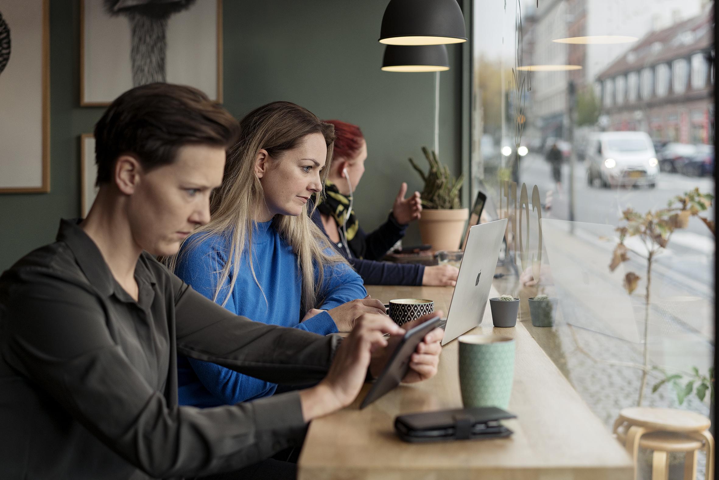 Danskerne effektiviserer mediebrugen i 2018