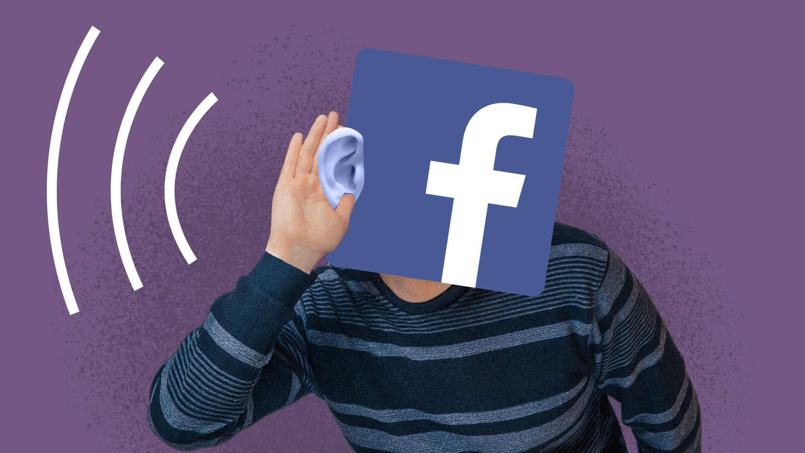 Facebook nyhedsartikel