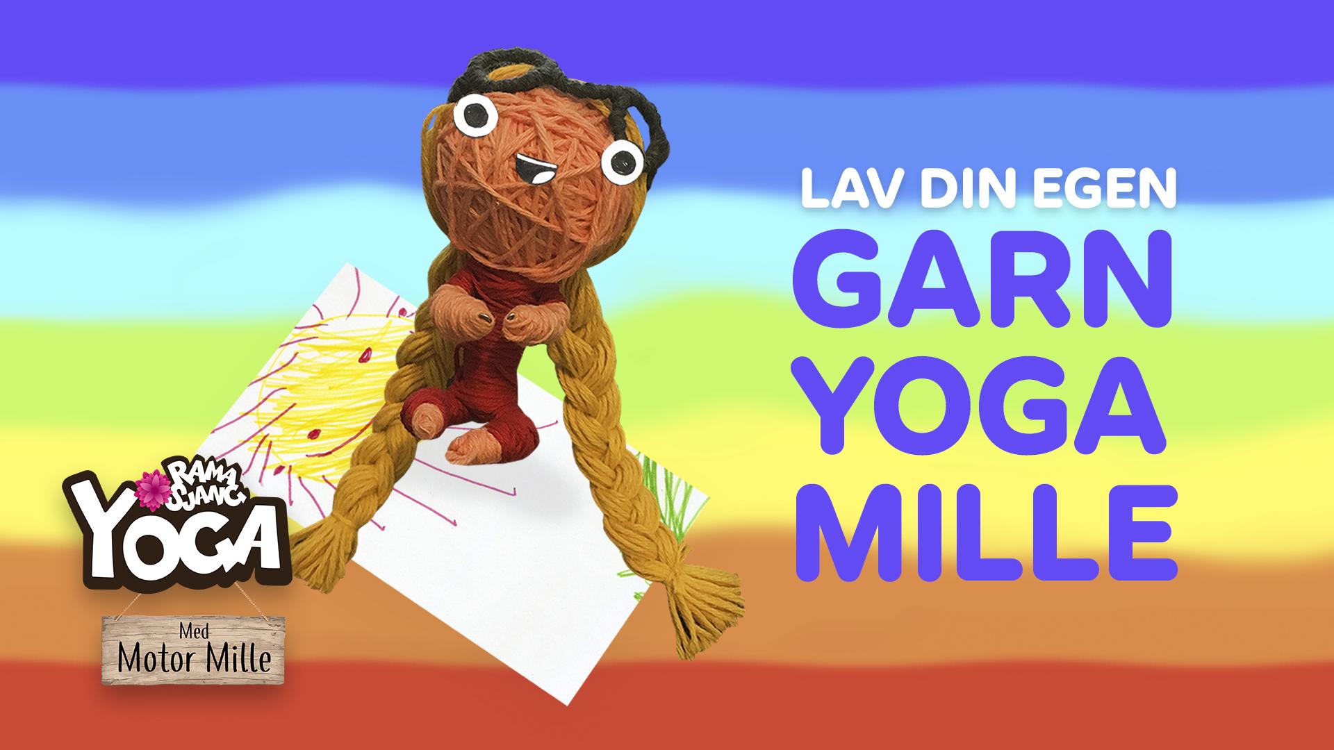 Er du klar til yoga?