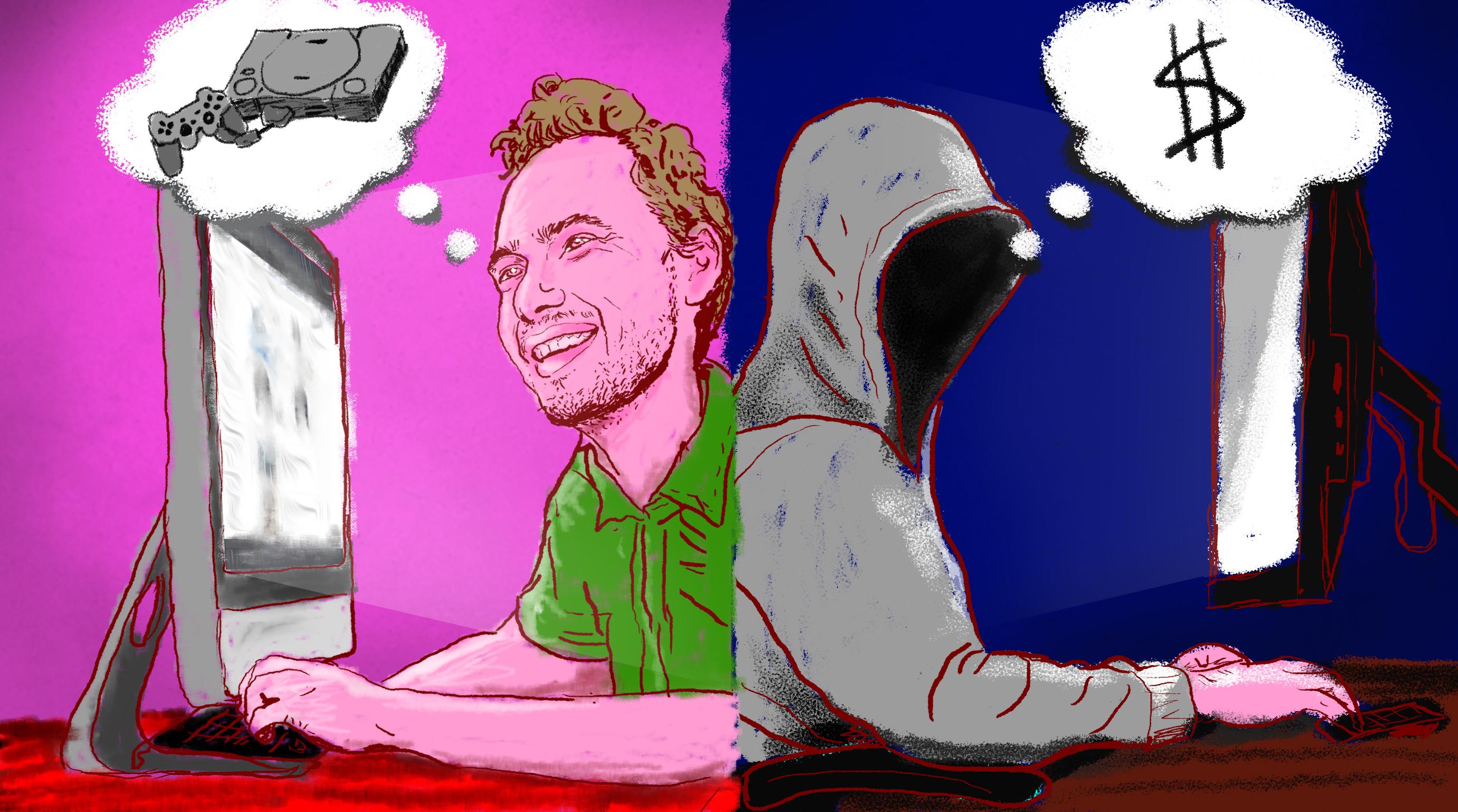 Internetsvindel