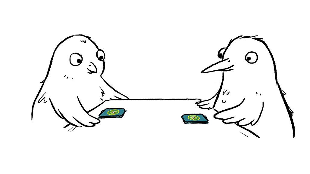 Spillevejledning til fuglespillet 1