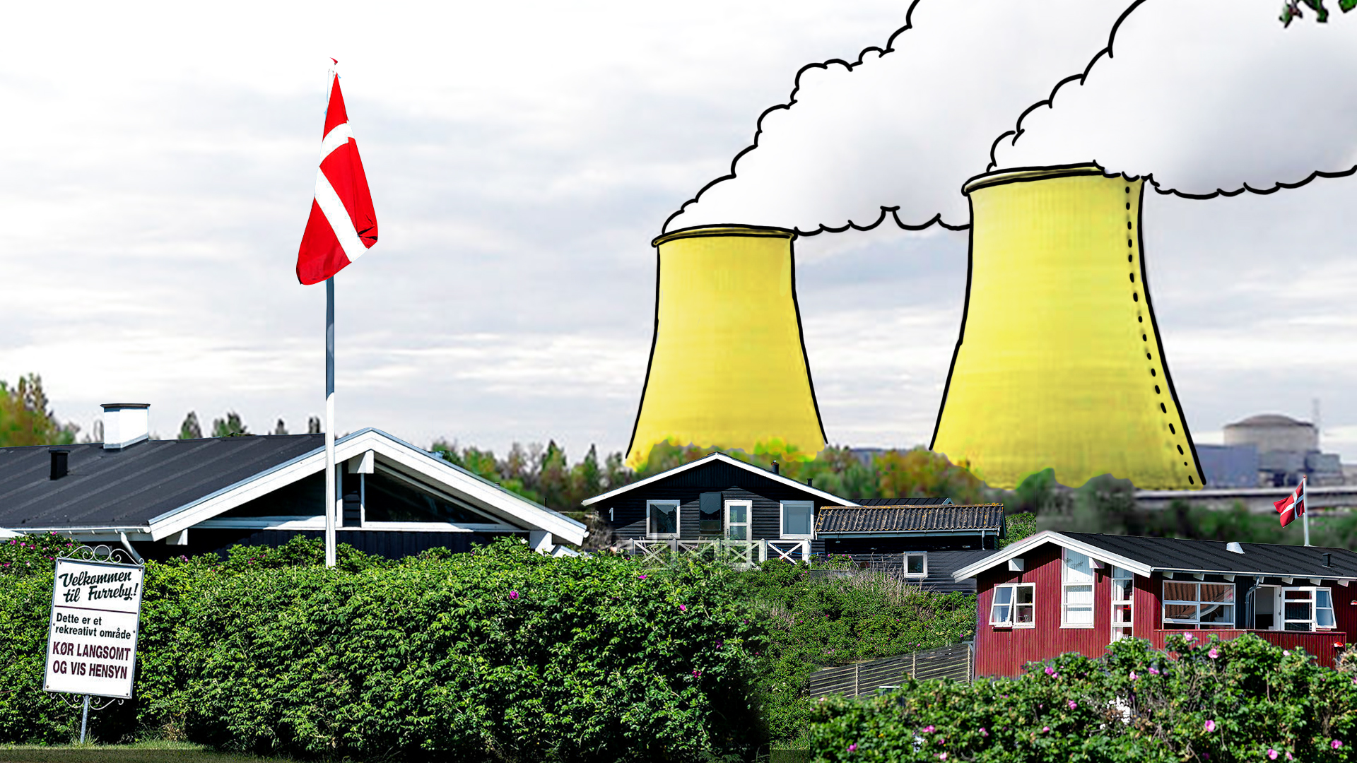 Hvorfor er der ikke atomkraft i Danmark?