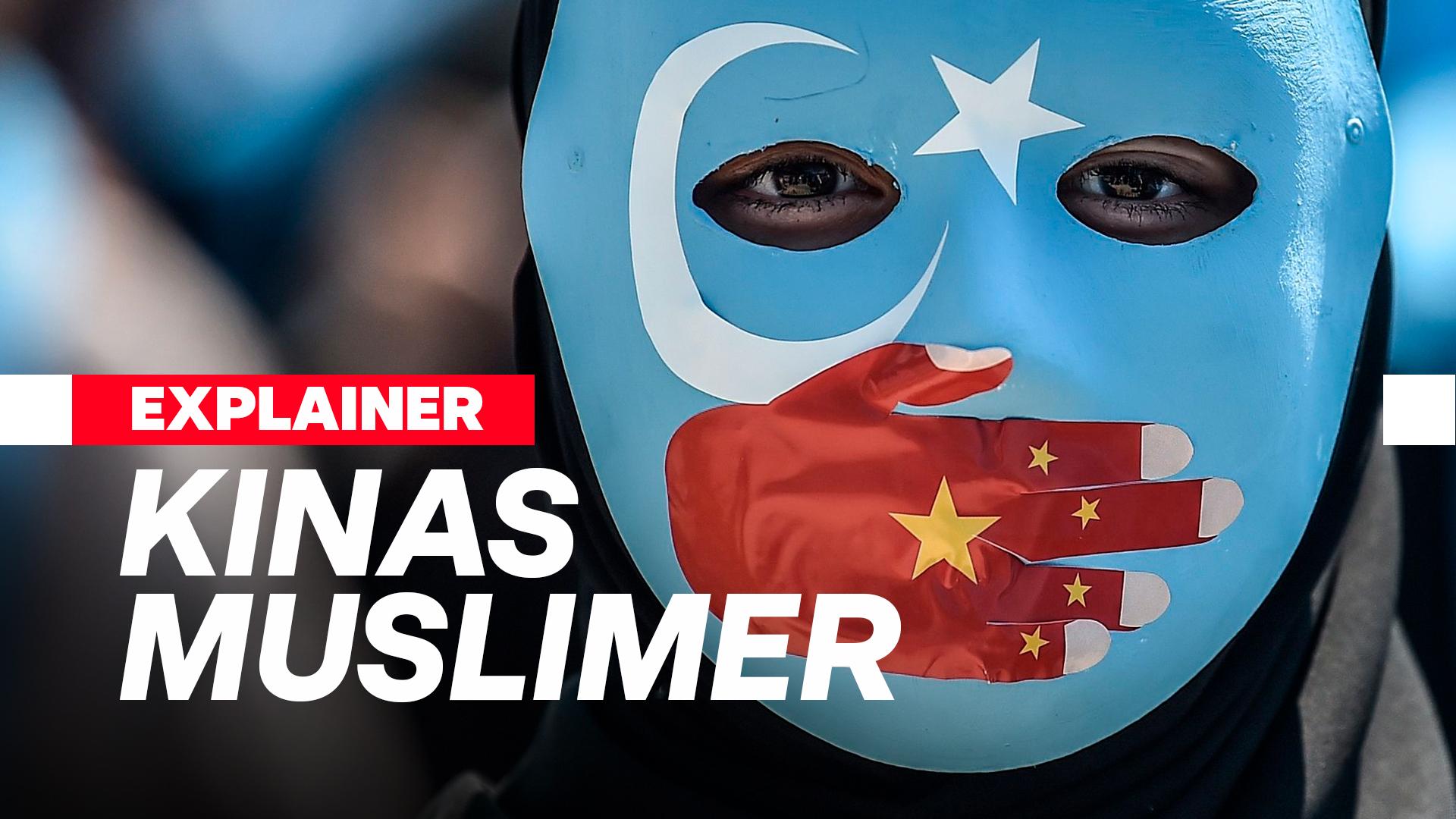 Hvorfor undertrykkes muslimer i Kina?