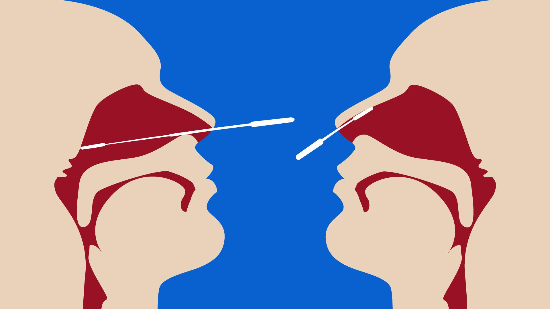 'Det kilder lidt mere': Ny skånsom næsetest skal få flere til testcentret