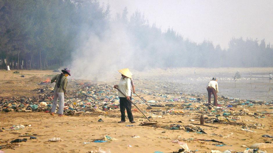 Klimakamp i rismarken