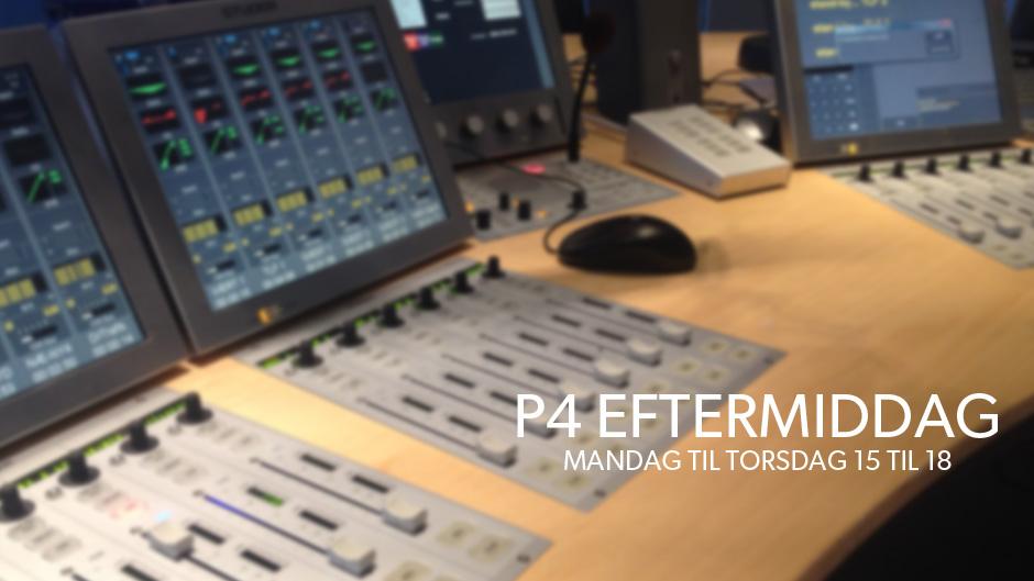 P4 Sjælland Eftermiddag