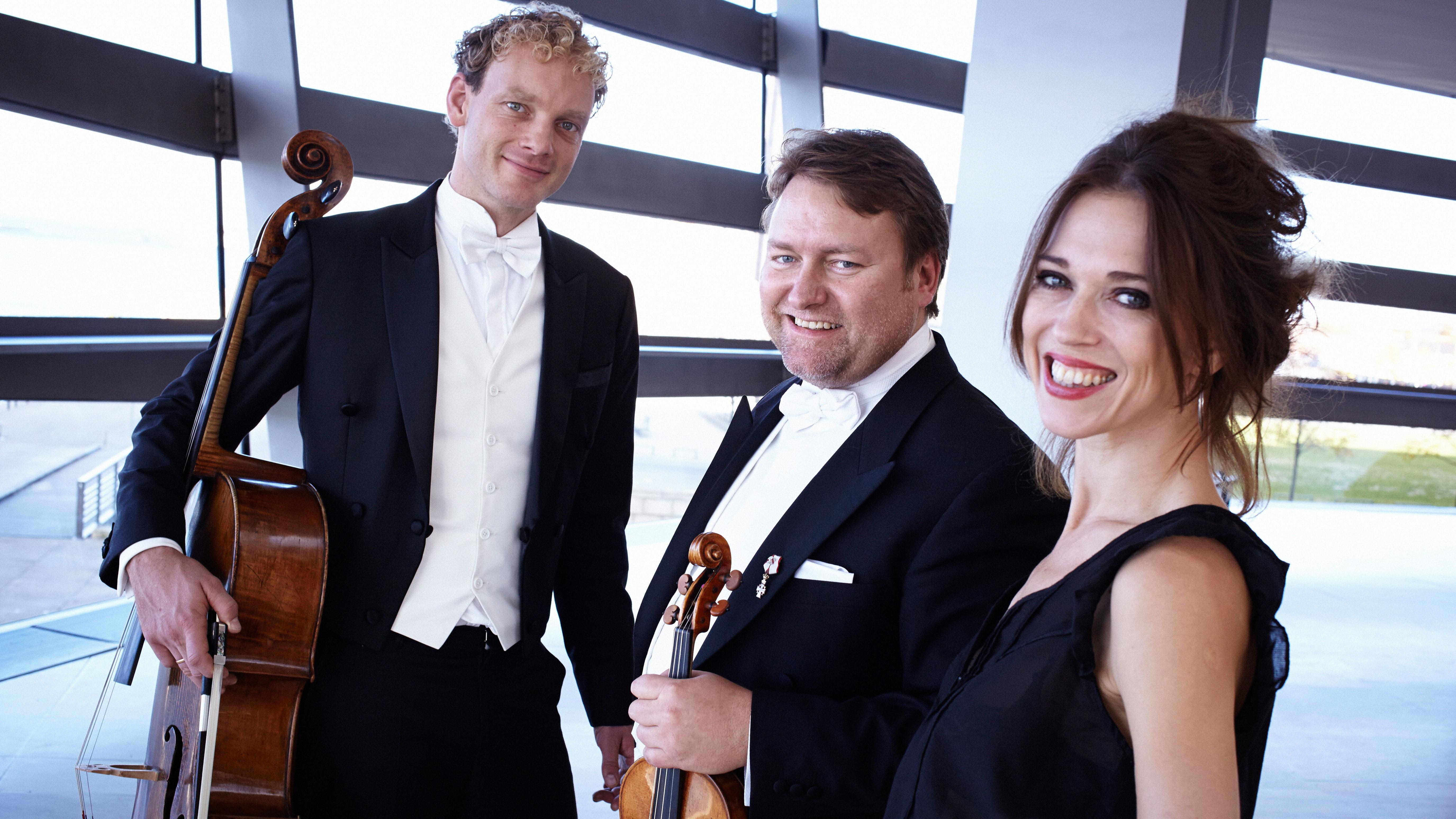 P2 Koncerten: Den danske Klavertrio - og en dansk uropførelse | P2 | DR