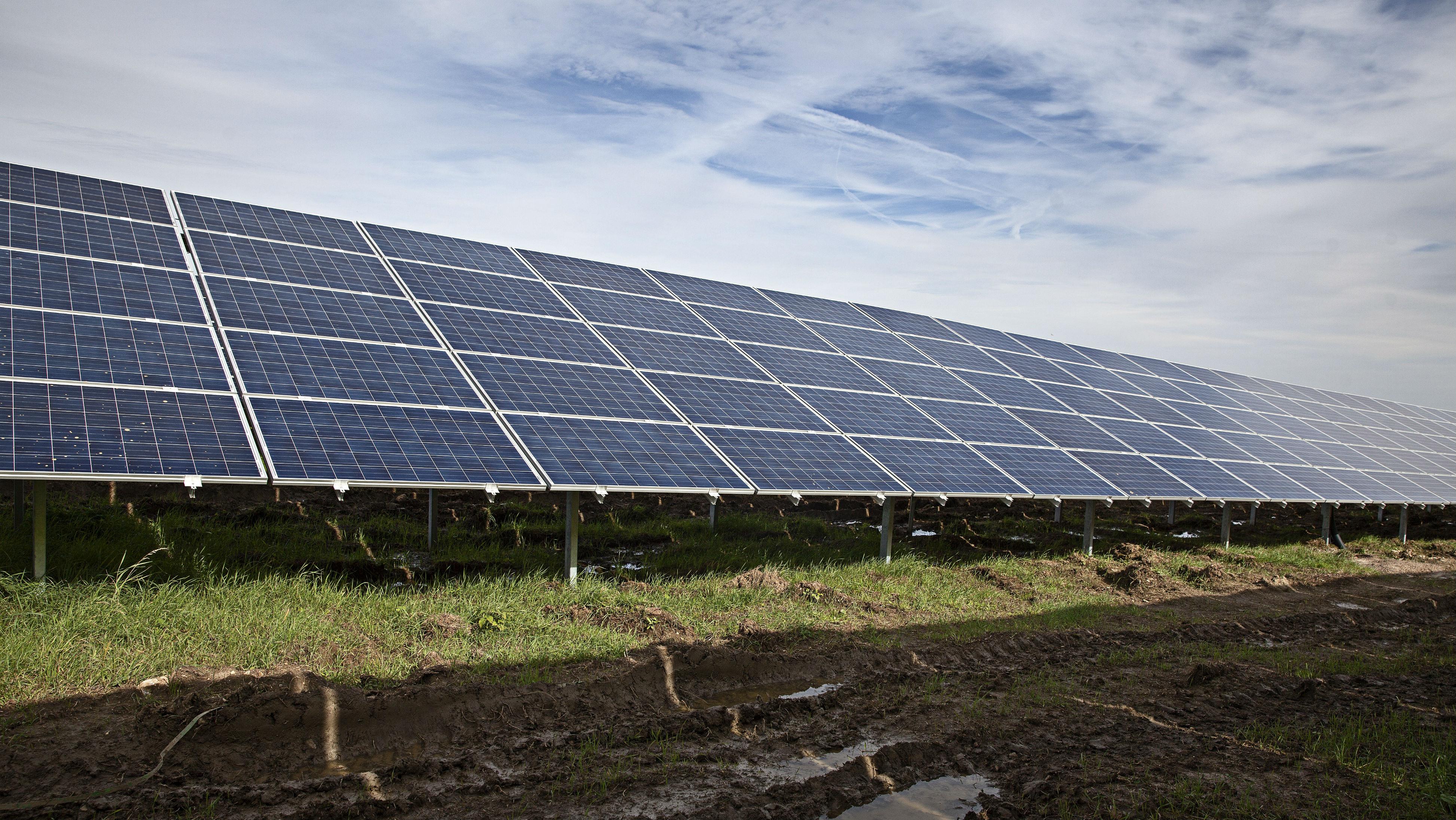Harddisken - Klima-tema: Solceller og blockchain hjælper i Afrika
