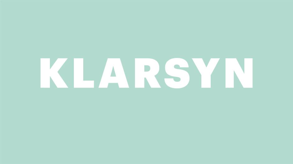 Klarsyn