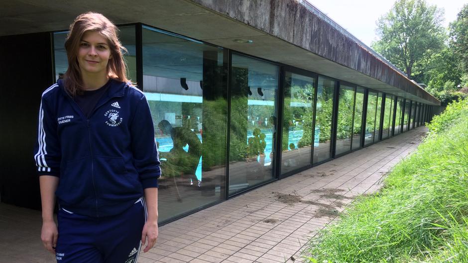 Lotte Friis har indstillet svømmekarrieren
