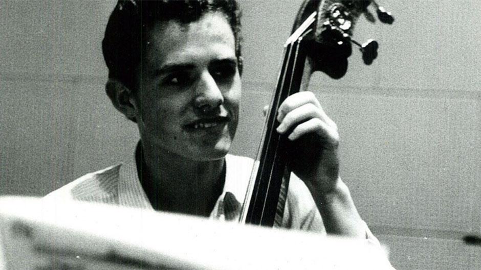 Vores verdenskendte bassist: NHØP