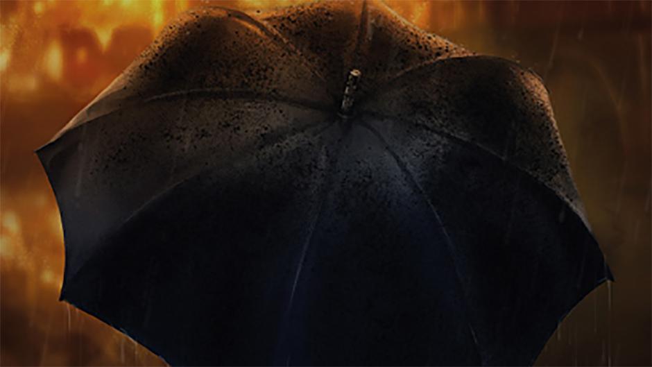 Den sorte paraply - del 01