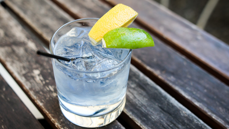 "Cocktailtimen - ""Gin & Tonic"""