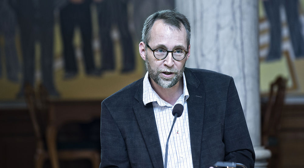 Tom Buk-Swienty om skabelsen af en biografi