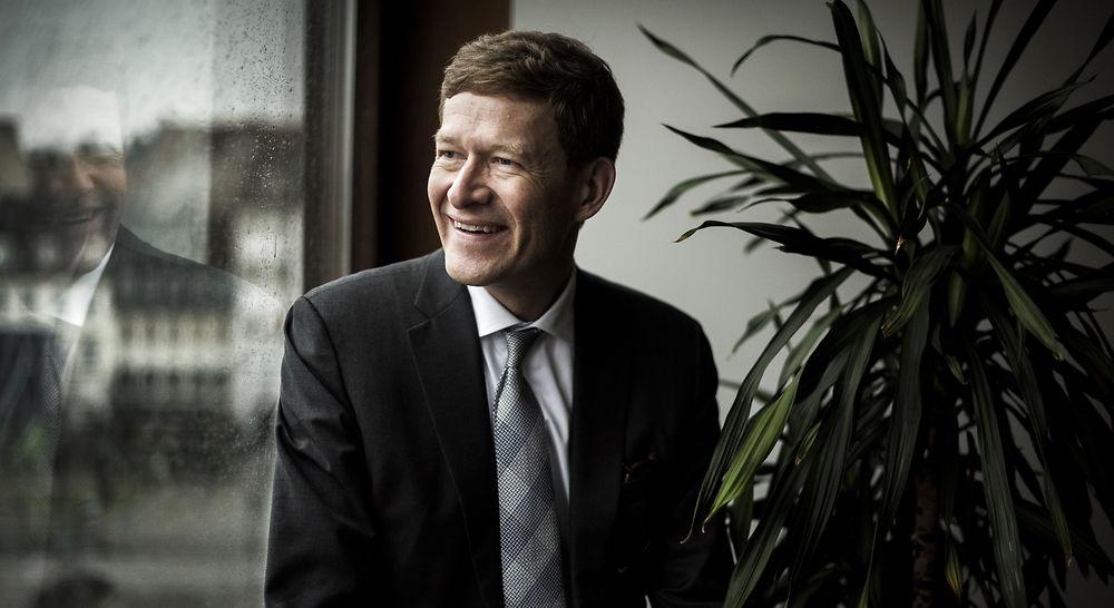 Niels B. Christiansens farvel til Danfoss
