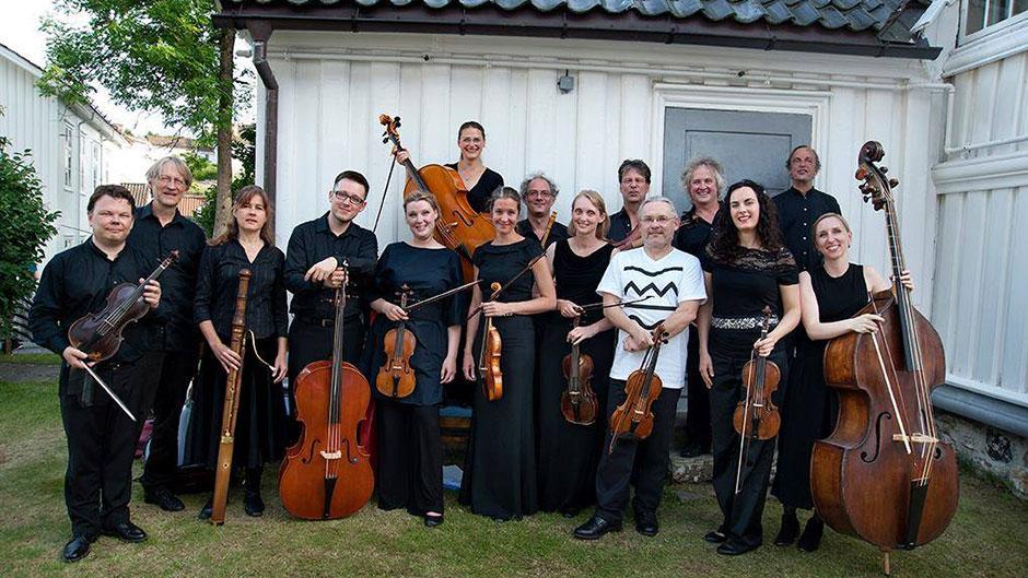 Risør Festival med Concerto Copenhagen