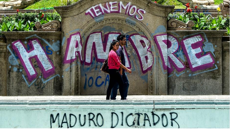 Verden ifølge Gram: Venezuela mod afgrunden