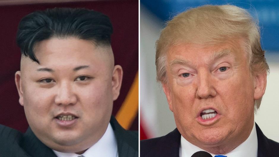 Trump og Kim - en farlig cocktail