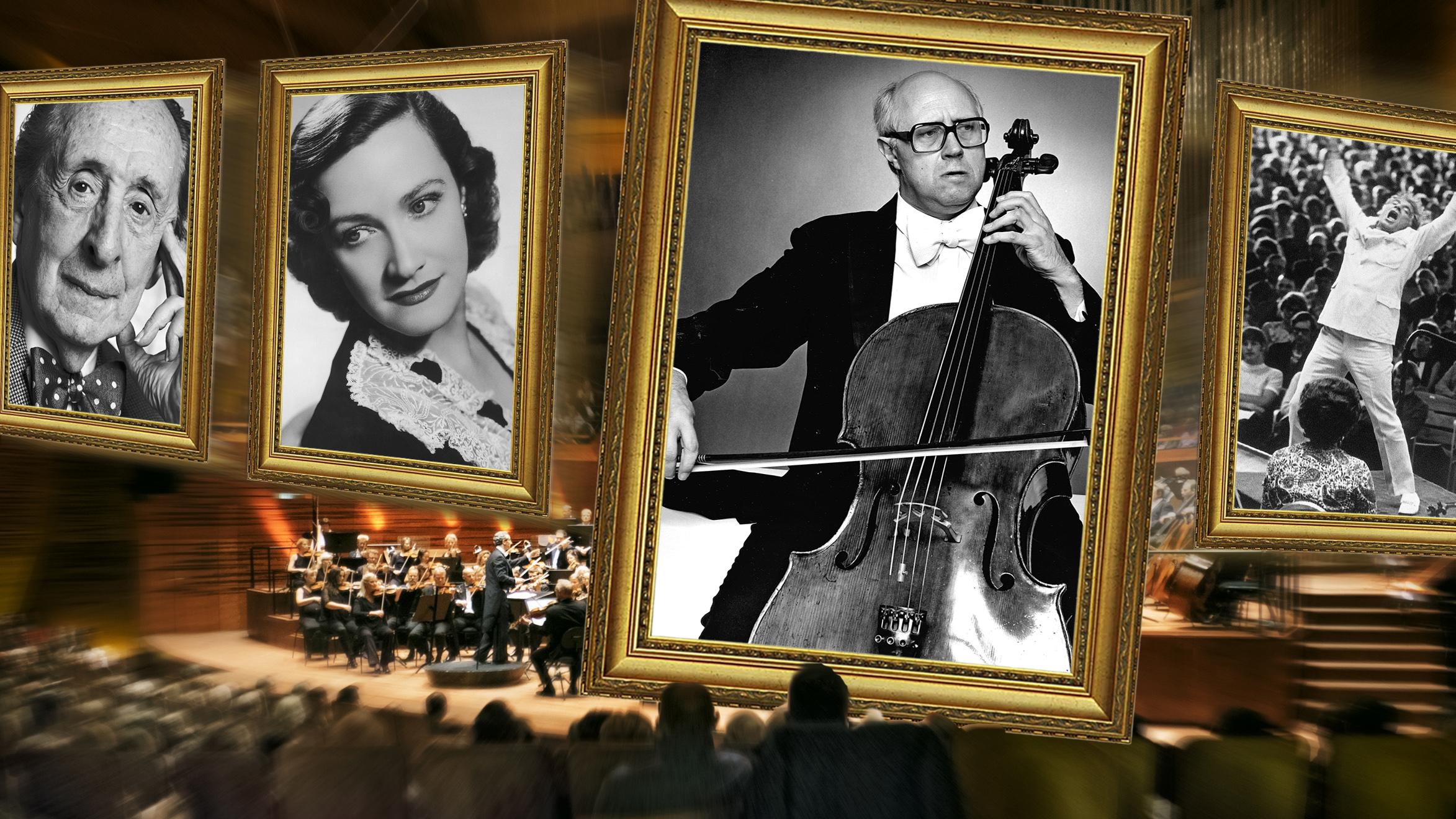 Mstislav Rostropovitj - Cellist over alle grænser