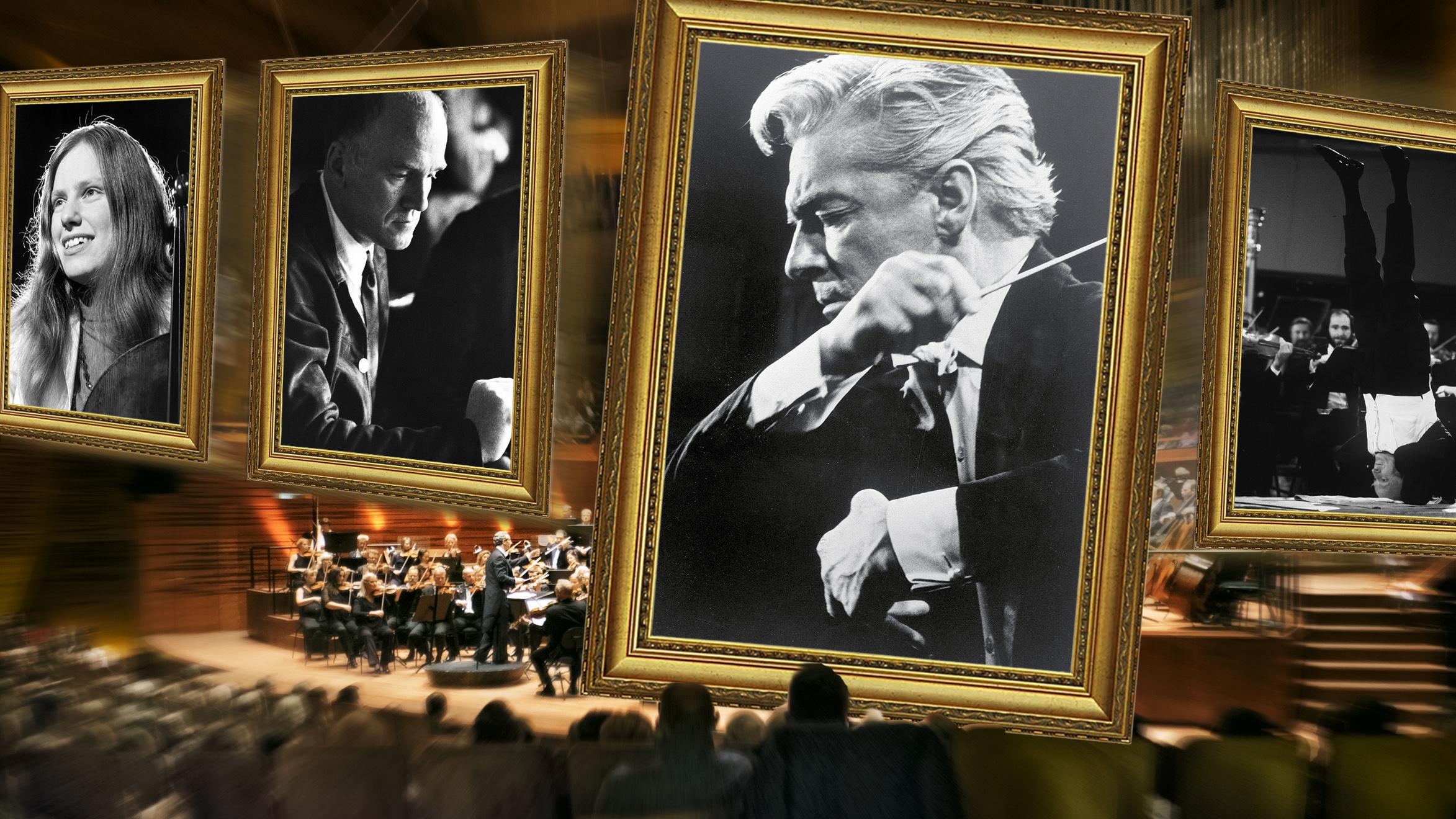 Herbert von Karajan - Den sidste diktator