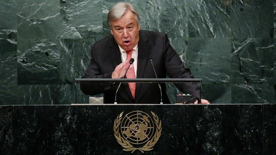 Klodernes kamp i FN