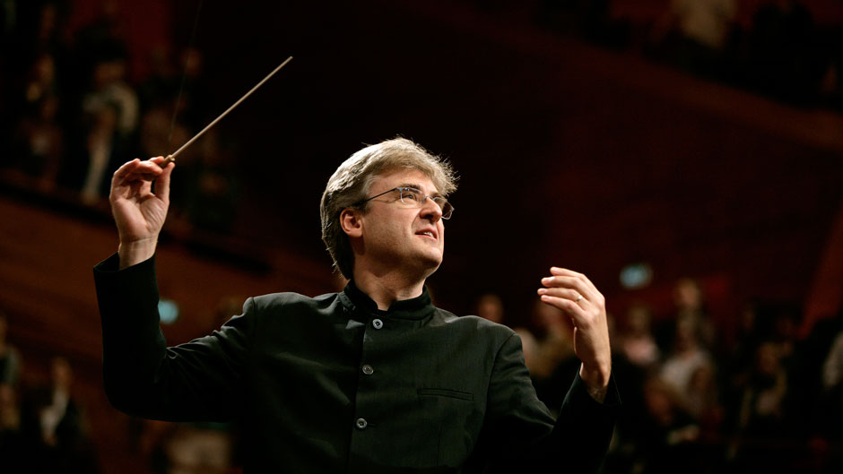"Danske Thomas Dausgaard ""at the Proms"""