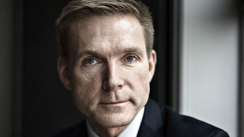 Ugens gæst: Kristian Thulesen Dahl   P1   DR