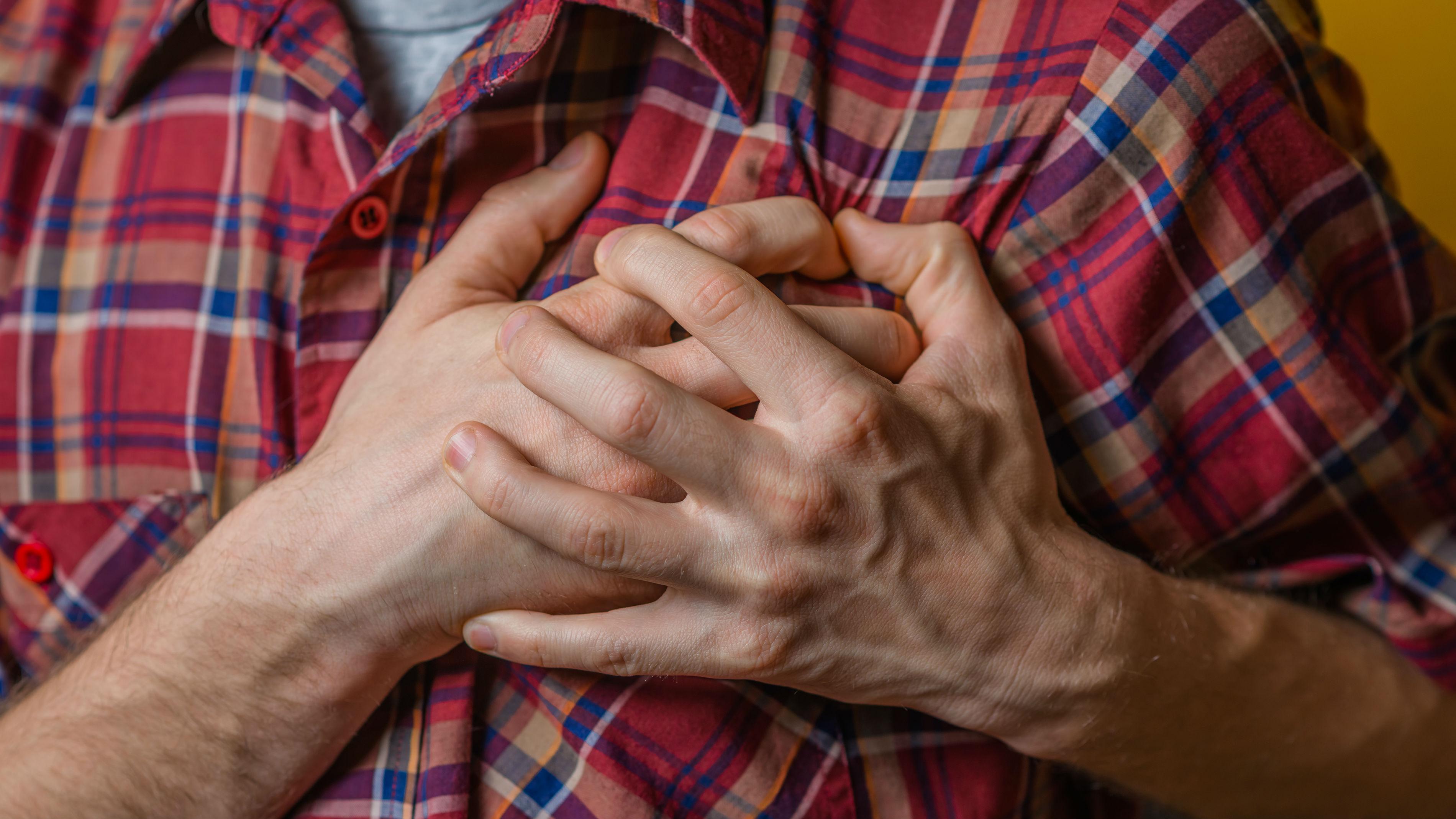 Hypokonder: Når hjertet fejler   P1   DR