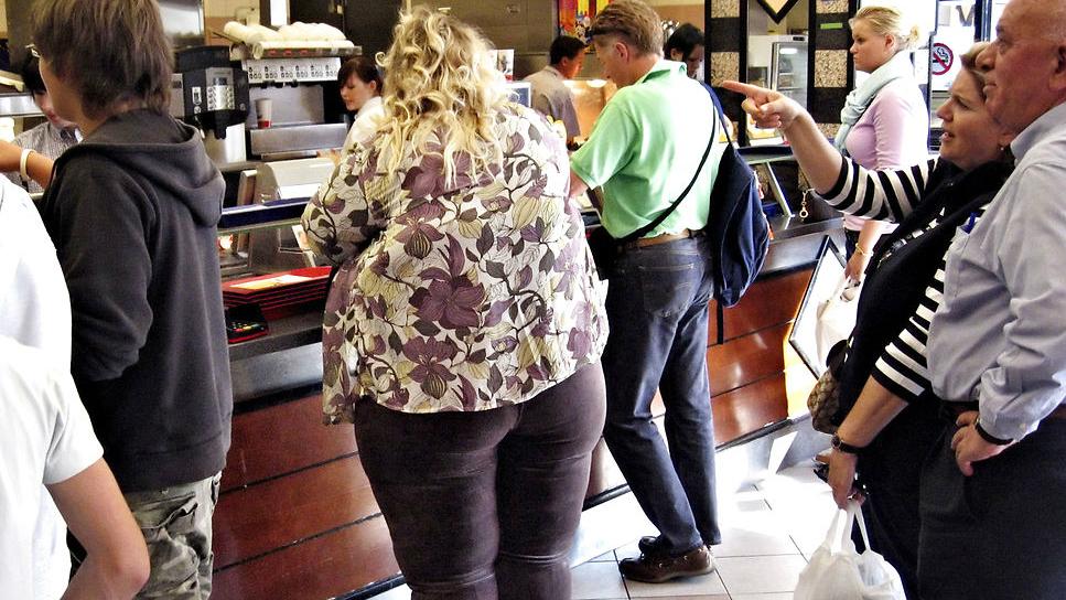 Overvægt medfører en række livsstilssygdomme