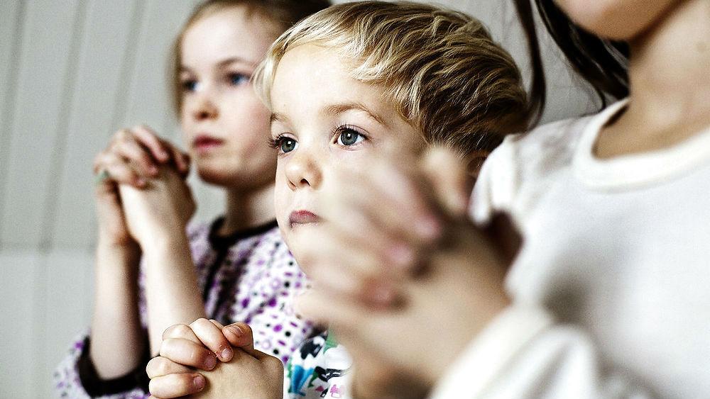 I korsets tegn 3:8 - Tro i hverdagen
