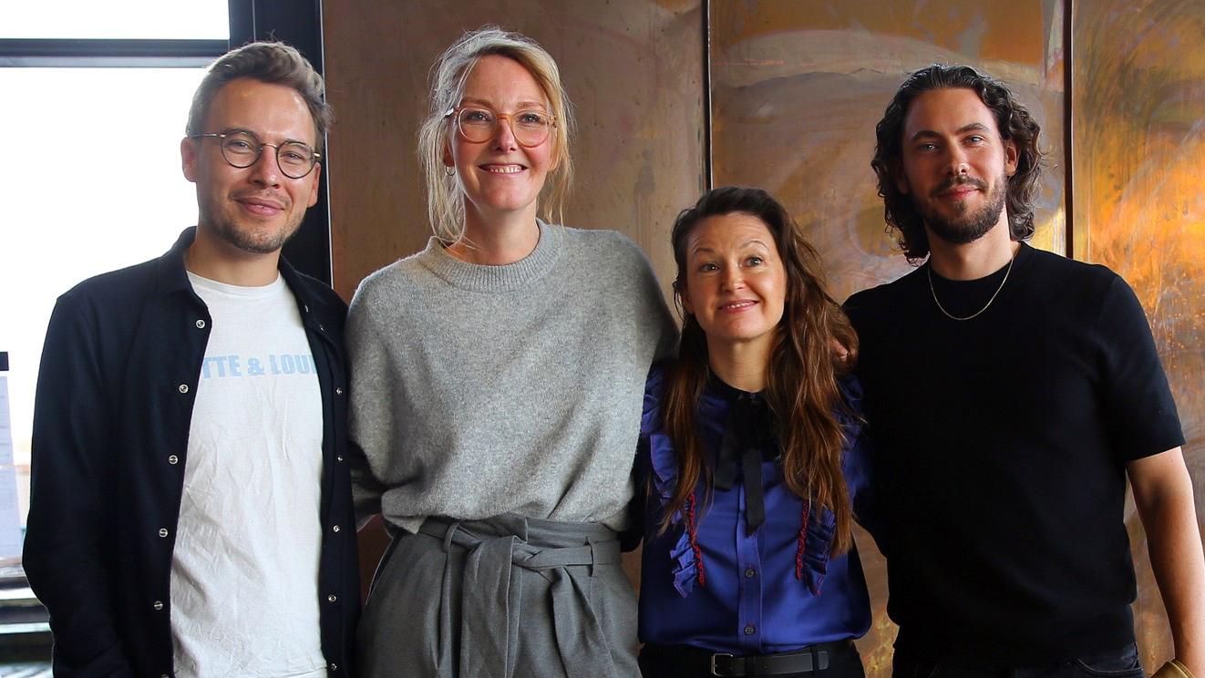 Binge - til podcastfestival i Skuespilhuset