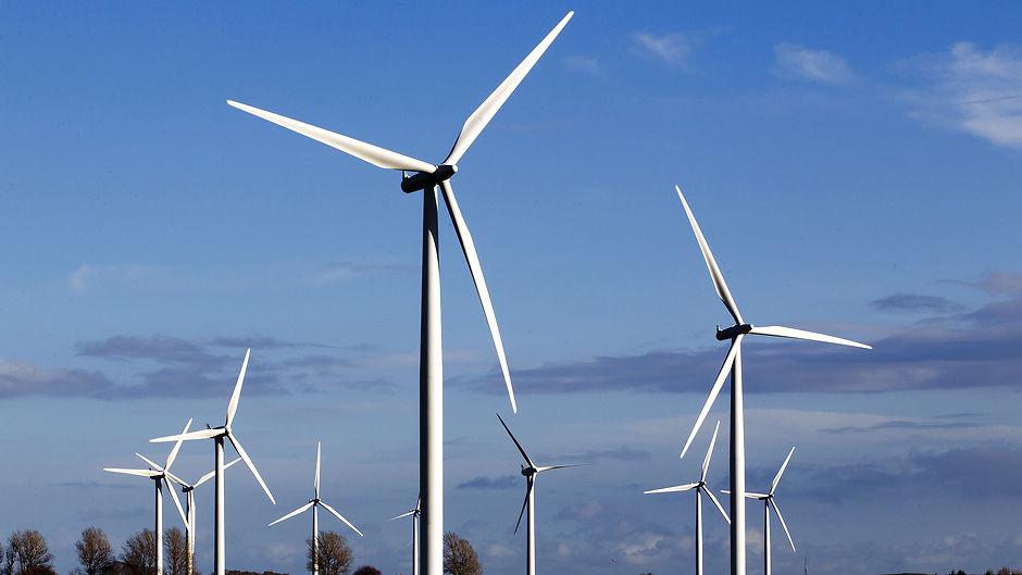 Vinder vindenergien den grønne omstilling?