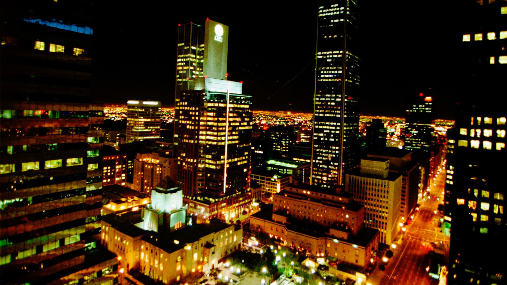 P6 Beat - Los Angeles er en gigantisk musikby