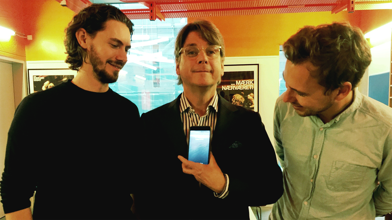 Den sorte boks - med Peter Lund Madsen