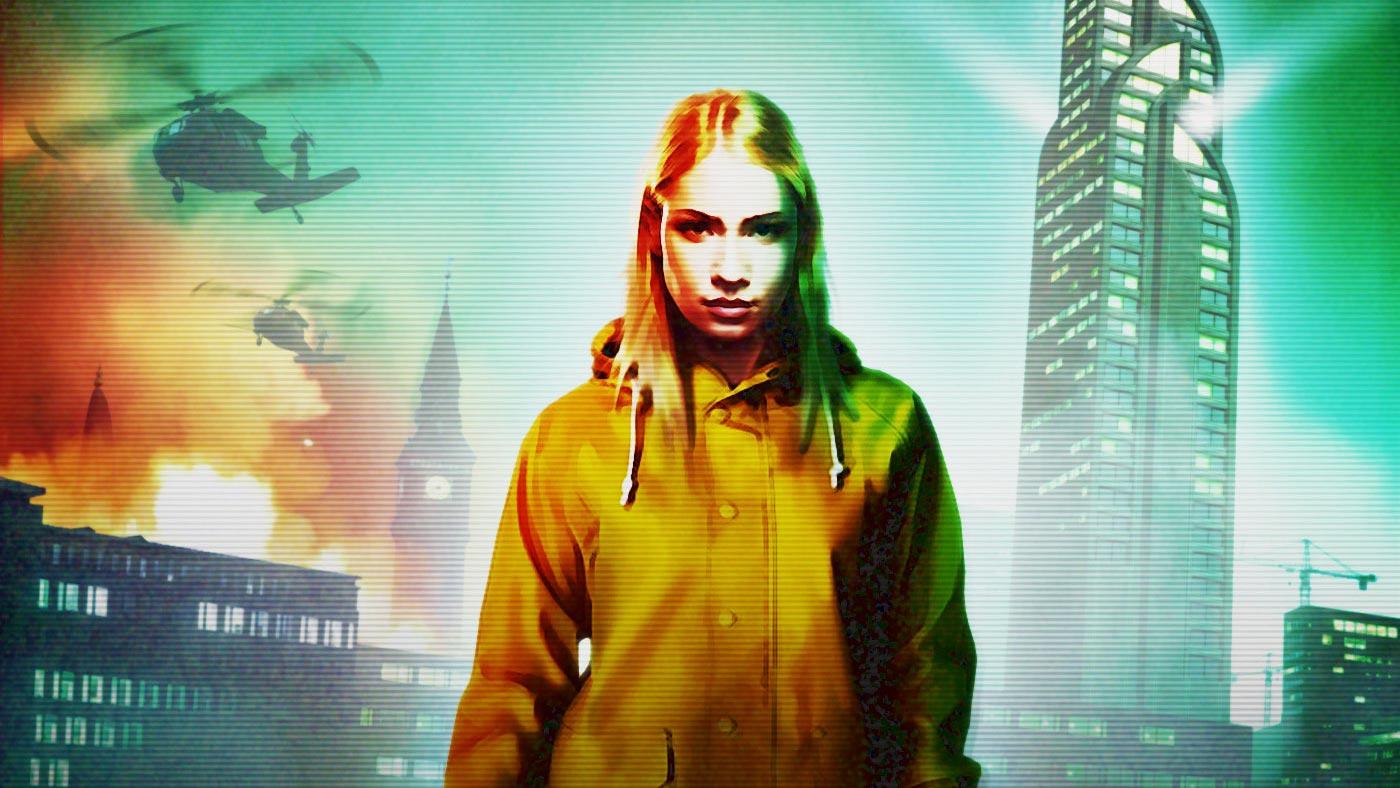 Kom ind i min Drøm - Ny fremtidsthriller