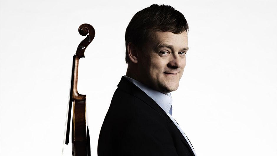 P2 Koncerten: Torsdagskoncert med violinisten Frank Peter Zimmermann som solist