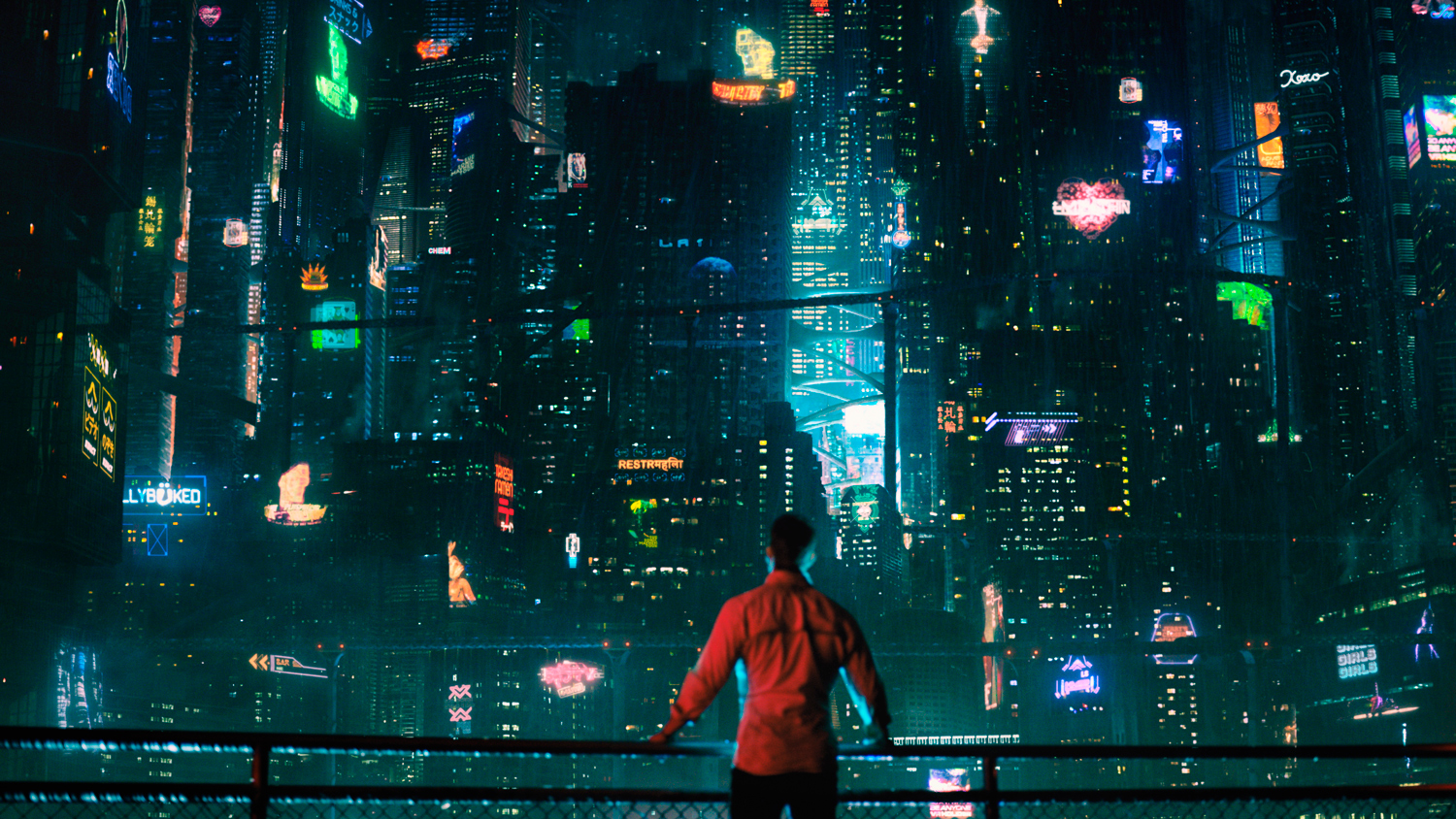 Binge - Altered Carbon