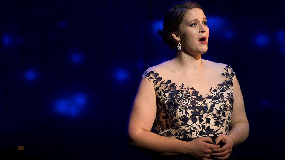 P2 Koncerten: Lise Davidsen synger Strauss