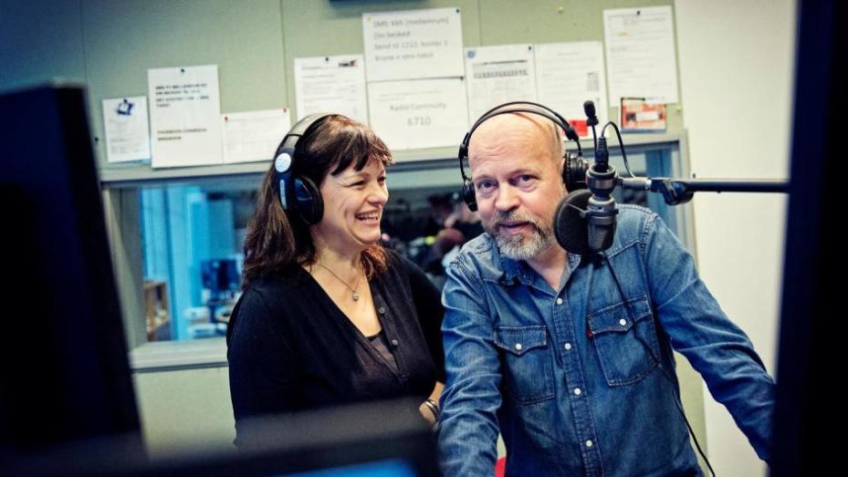 Søren & Mette: Om politik