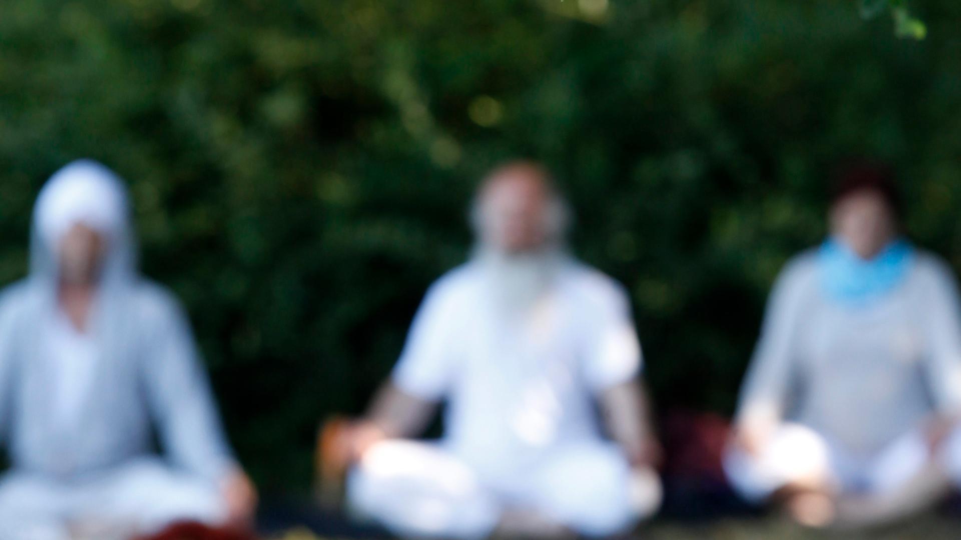 Radiofortællinger - Meditation og afmagt