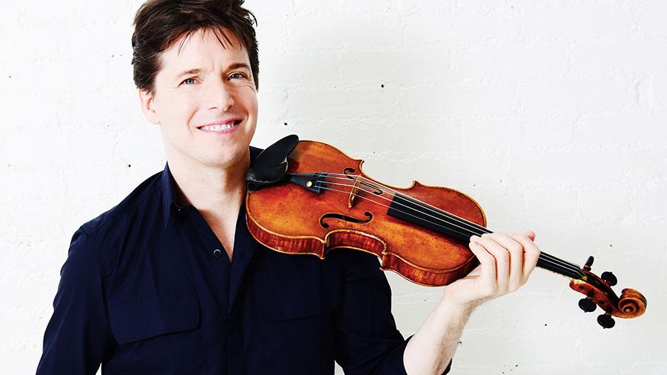 P2 Koncerten: Joshua Bell spiller Beethoven