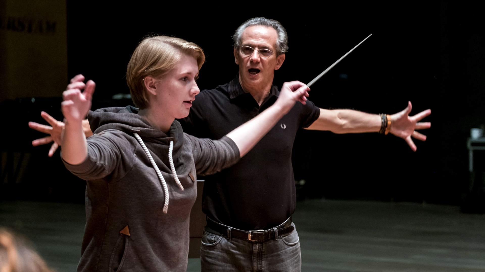 De unge Dirigenter og Wagner 1:4