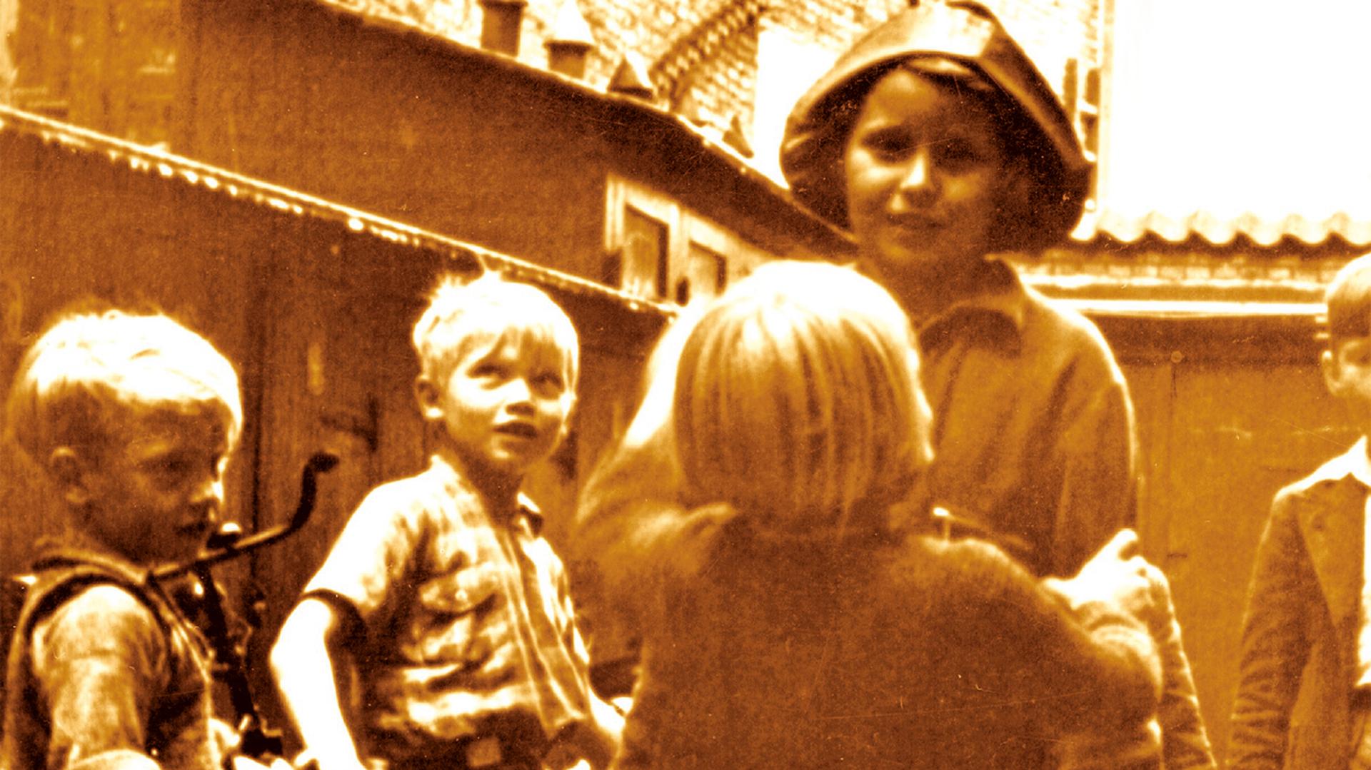 Barndommens gade - del 1