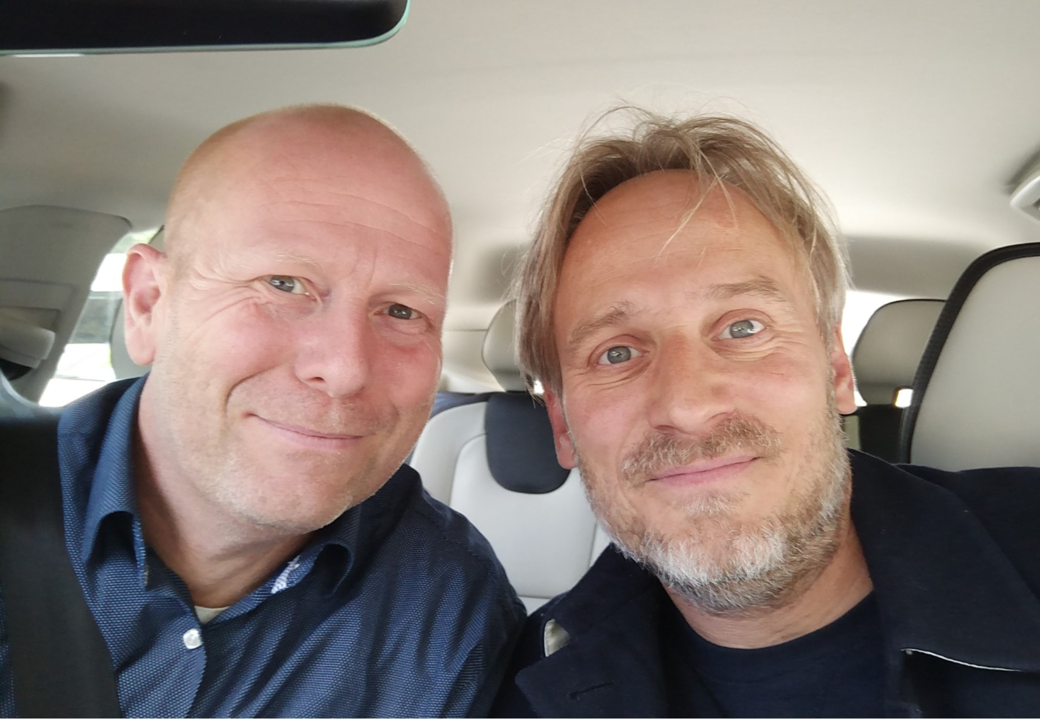 Fra A til B - med Anders Bisgaard
