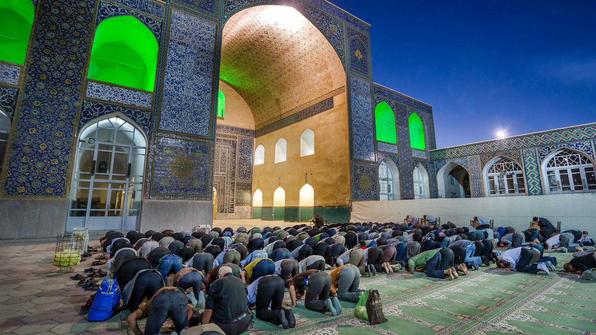 Tidsånd: Er islam fredens religion?