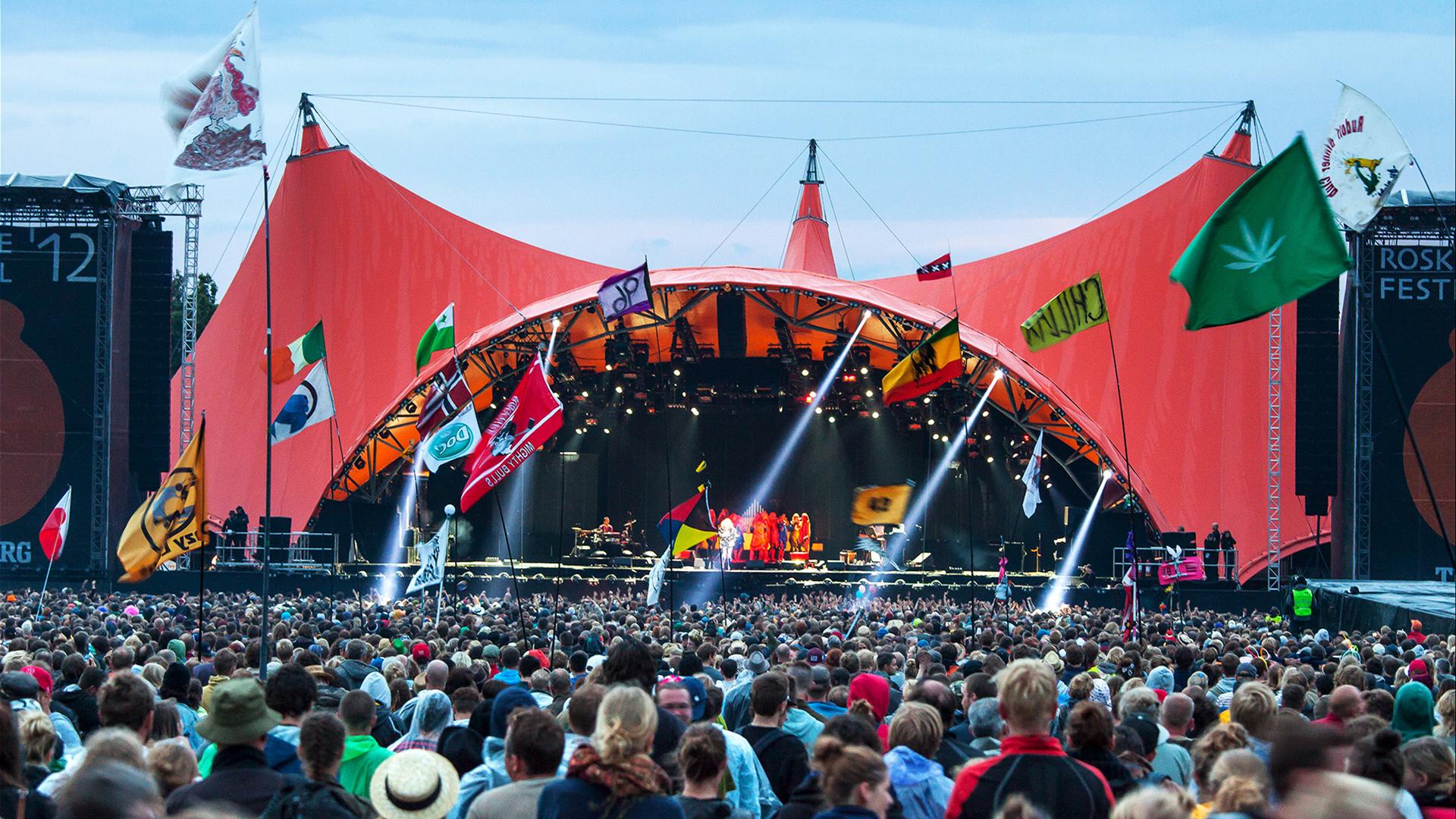 Hjernekassen på P1 - Rusen på Roskilde Festival