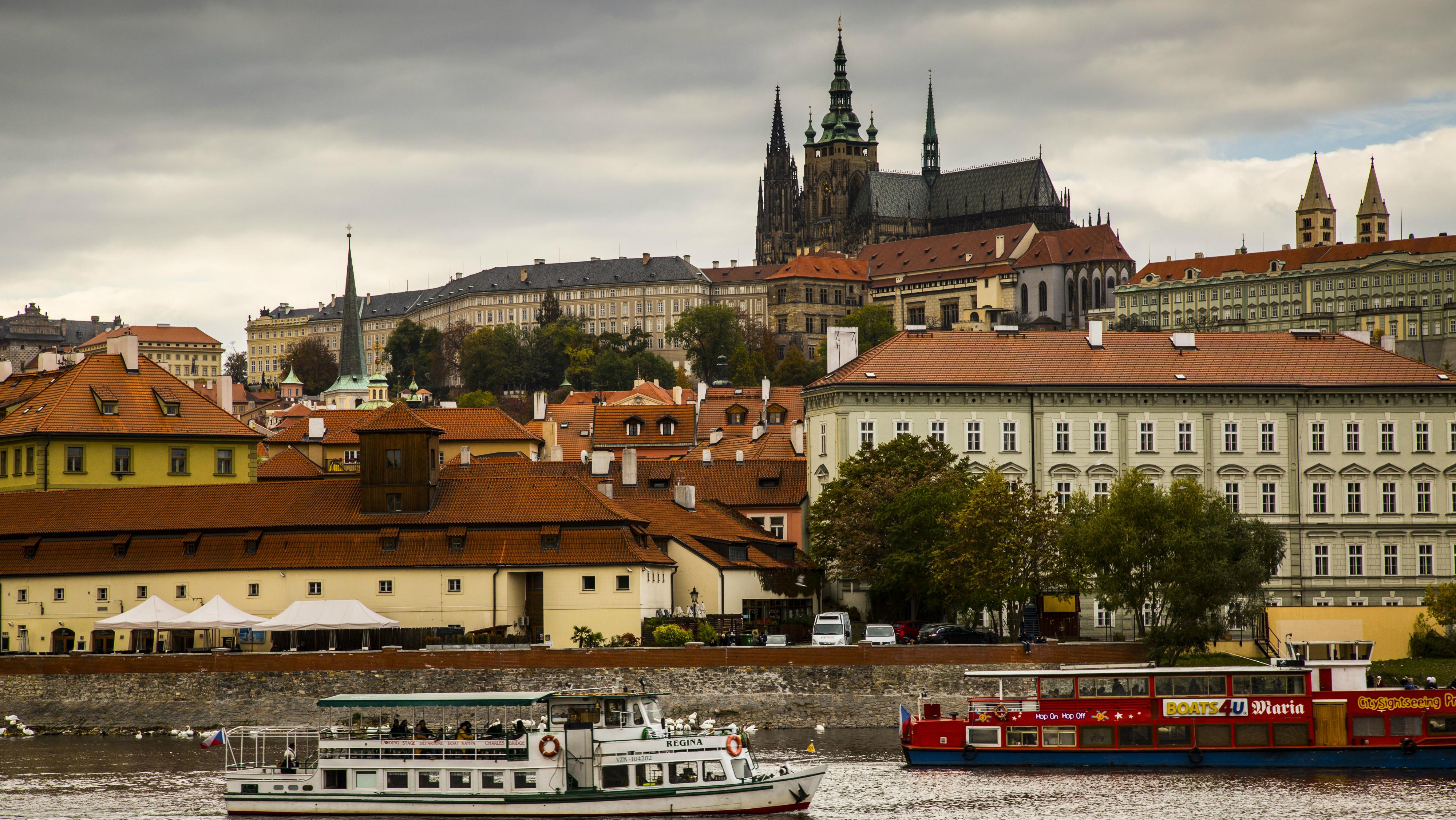 Tidsånd: Brag i Prag