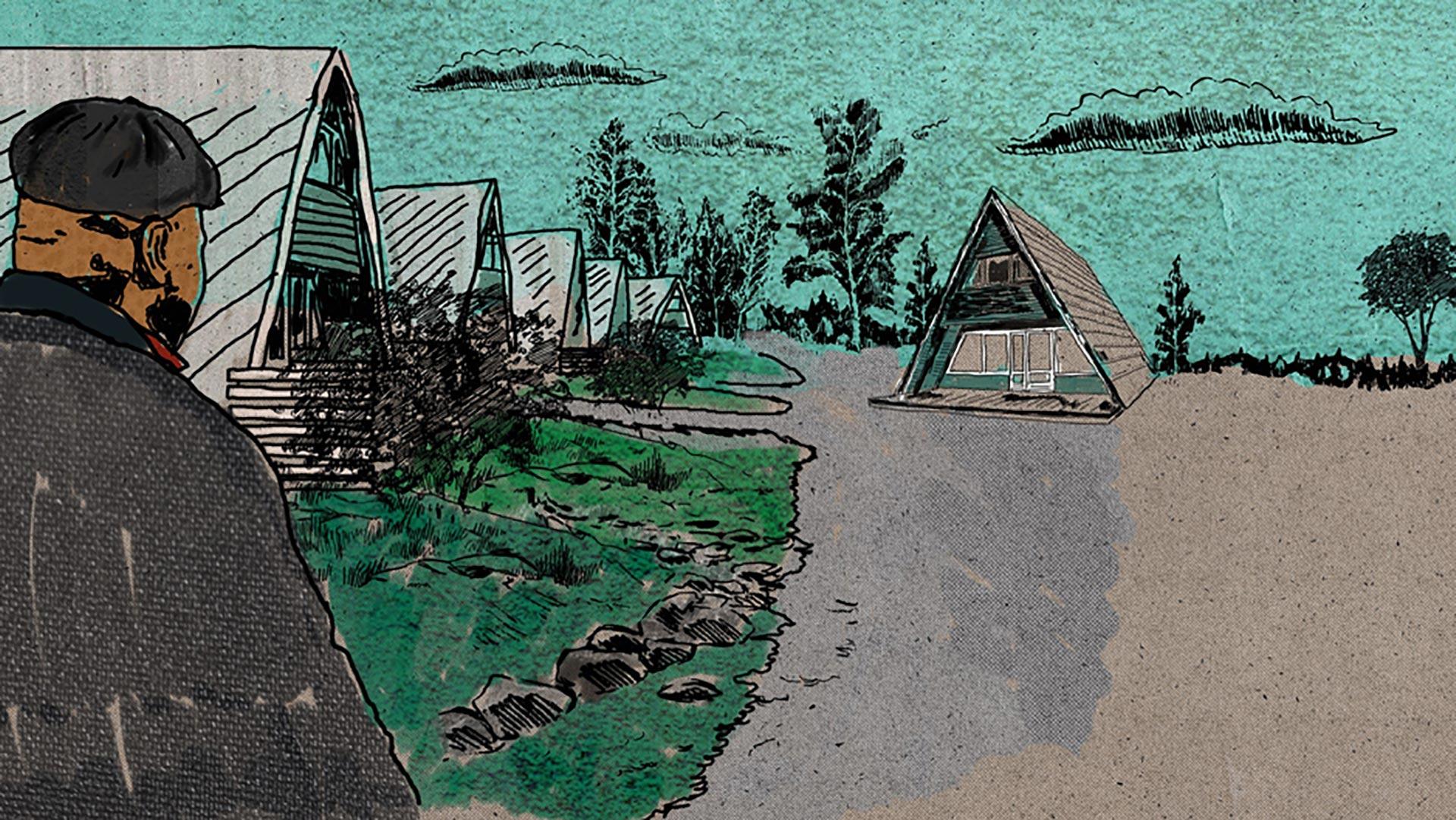 Liget ved Storkesøen   1. del af en radiofortælling